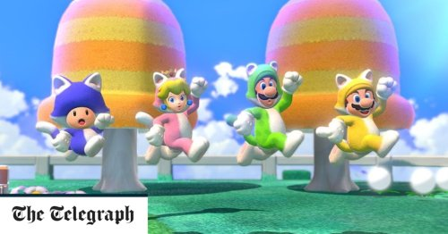 Super Mario 3D World + Bowser's Fury review: a marvelously madcap lockdown tonic