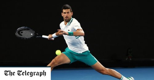 Novak Djokovic must not allow injury sceptics to derail Australian Open title bid - Tim Henman