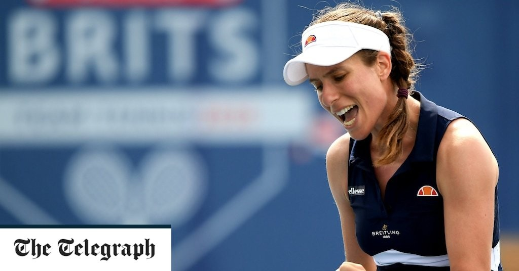 Johanna Konta interview: I might only have two years left in tennis