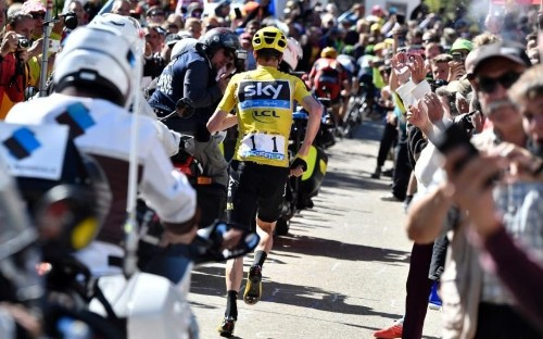 Tour de France under huge pressure to ease security fears after chaotic week