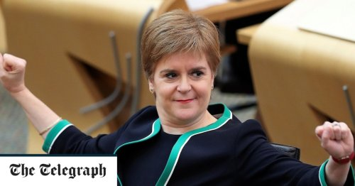 The useless and authoritarian SNP is turning Scotland into a failed state