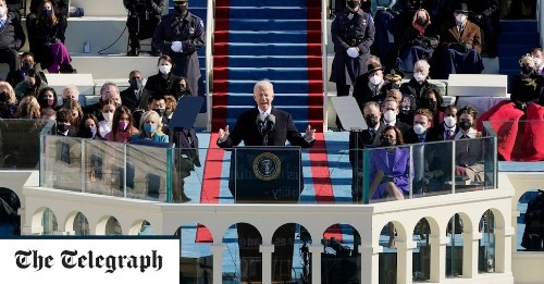 World leaders respond to Joe Biden's inauguration: Boris Johnson declares it a 'step forward'