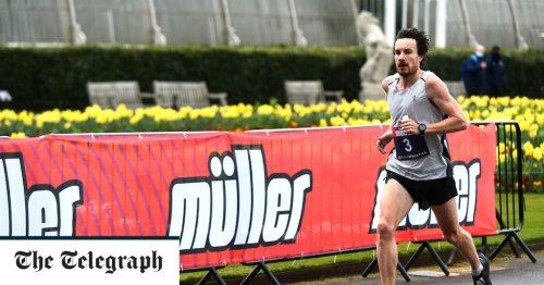 Paint it black: British Olympic marathon trial winner wears disguised pair of 'super shoes'