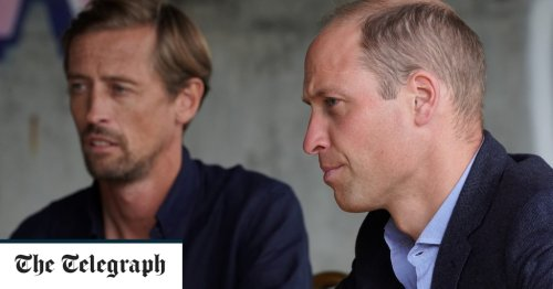 Prince William backs fans of grassroots football amid struggle to save 'heart and soul' of clubs
