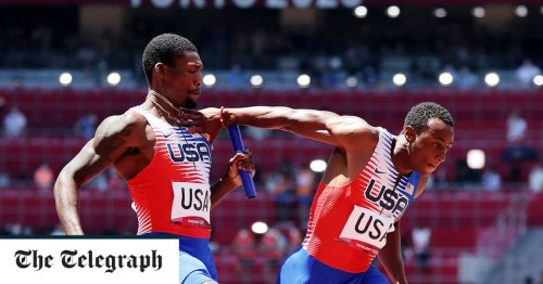 'A total embarrassment': Carl Lewis slams America's 4x100m relay team after shambolic Olympics exit