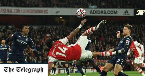 Arsenal vs Aston Villa, Premier League: live score and latest updates