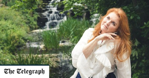 The Duchess of York's co-author: 'I didn't do all the writing – there's masses of Sarah in the book'