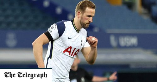 Harry Kane exploits Everton's farcical errors with world-class finishing to salvage a point
