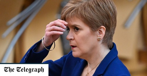 Could this be the beginning of the end for Nicola Sturgeon?