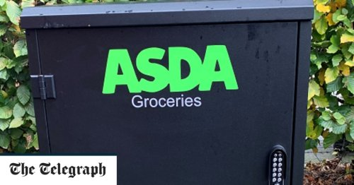 Grocery deliveries when you're not at home with Asda trial