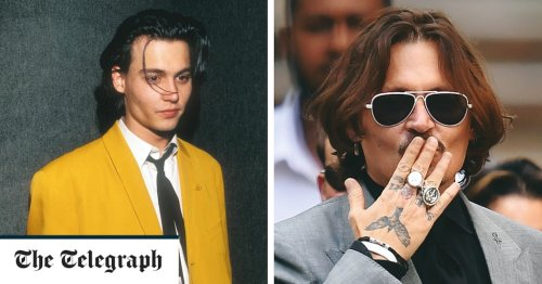 Can Johnny Depp bounce back?
