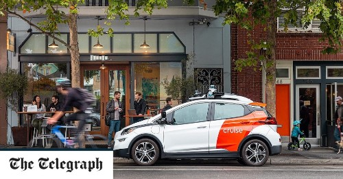 Microsoft backs GM's $30bn driverless car project