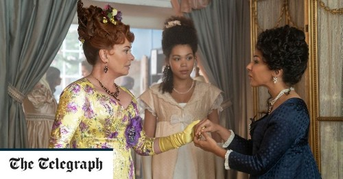 Bridgerton actress reveals she thought playing non-white character in Vanity Fair was her only chance to be in a period drama