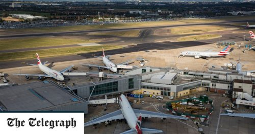 Arora hits at Heathrow as water rates double to cover virus costs