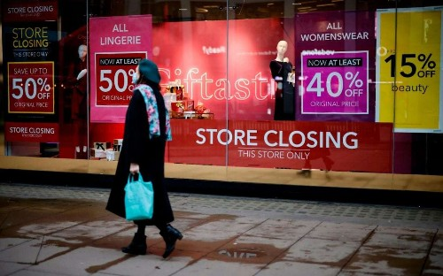 When non-essential shops could reopen after lockdown