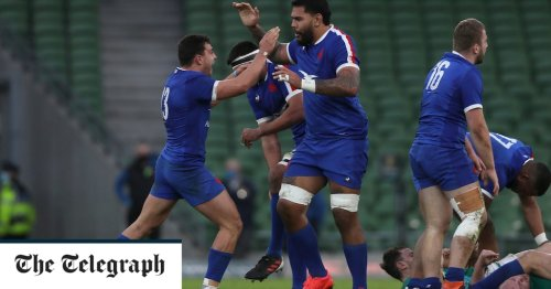 Six Nations Grand Slam on for France after they beat Ireland in Dublin for first time in a decade