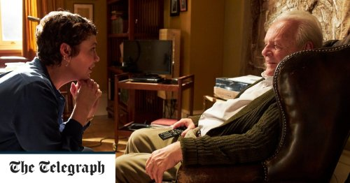 Bafta-winning Anthony Hopkins delivers shockingly naked acting in dementia drama The Father