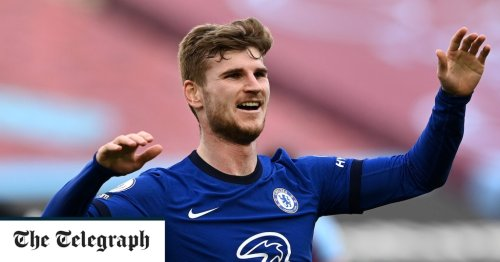 Timo Werner fires Chelsea closer to Champions League place as West Ham rue Var-influenced red card