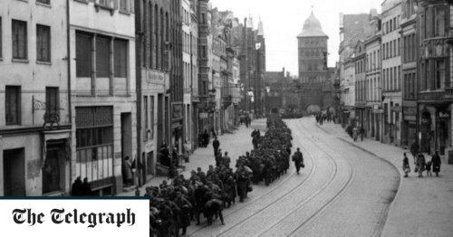 On this day in 1945: The Germans surrender in World War Two