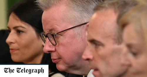 Michael Gove makes Cabinet power grab with 'colossus of a department'