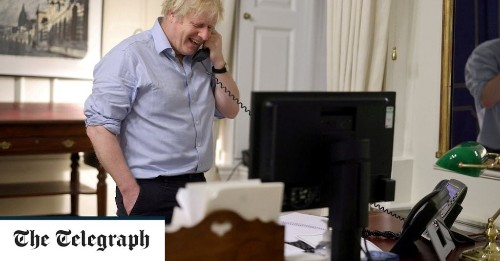 Of course Joe Biden embraced Boris Johnson – our common interests and outlook demanded it
