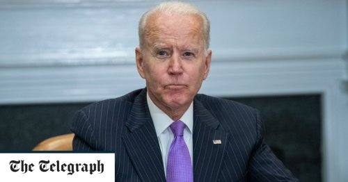 Biden is paying the price for embracing the Left