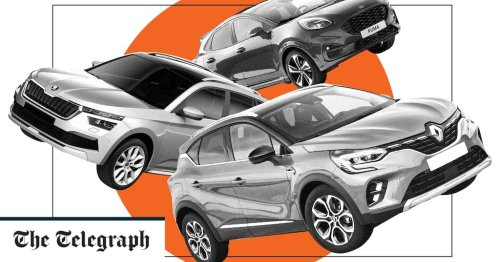 The five best new small SUVs