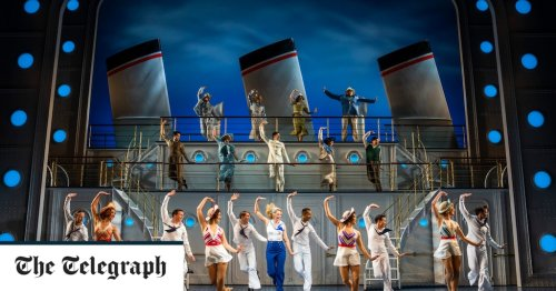 Anything Goes, review: a show that will make you gasp in wonder and laugh till it hurts
