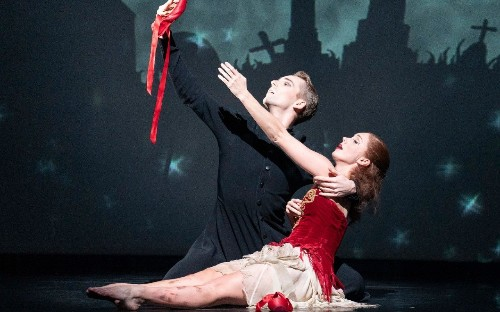 The Red Shoes, Sadlers Wells, review: a brilliant showcase for Bourne's genius