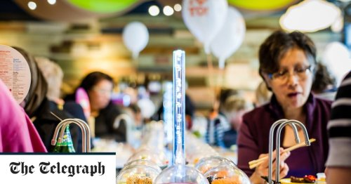 Yo! Sushi eyes listing as it shifts focus to US and shops