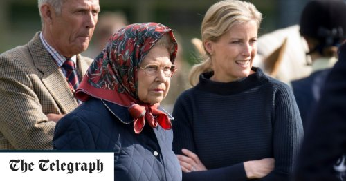 Queen turns to Sophie, Countess of Wessex to step out of the shadows