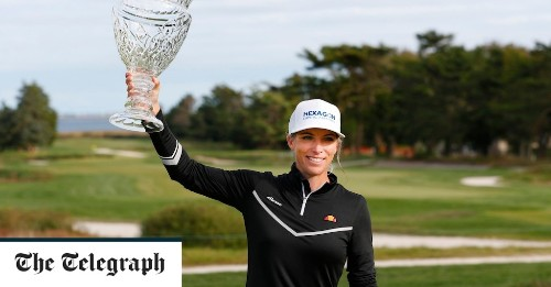 Mel Reid targets Tokyo Olympics appearance as 2021 women's golf season gets started