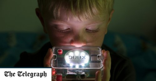 The 'build-it-yourself' computer bringing coding to kids