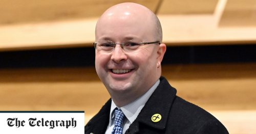 SNP whip Patrick Grady stands down amid sexual harassment claims