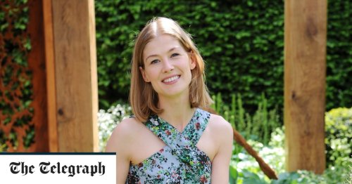 Rosamund Pike: Male writers are now nervous about writing roles for women