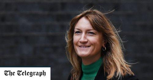 Allegra Stratton says Government's 2050 net zero target is 'too far away'