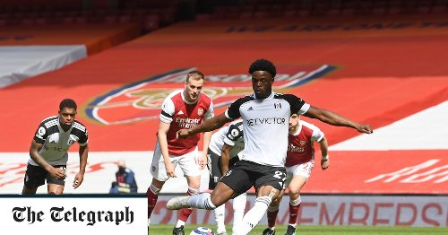 Arsenal steal a draw as late Eddie Nketiah equaliser takes Fulham closer to relegation