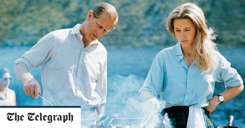 How the Hairy Bikers helped Prince Philip become 'master of the barbecue'