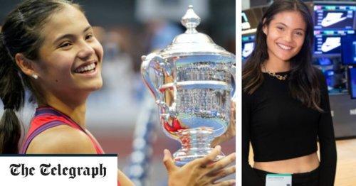 Emma Raducanu's US Open triumph drew in bigger American TV audience than Djokovic's history bid