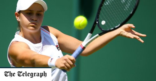 Ashleigh Barty exclusive interview: 'Wimbledon is the ultimate - it's the most magical place on Earth'