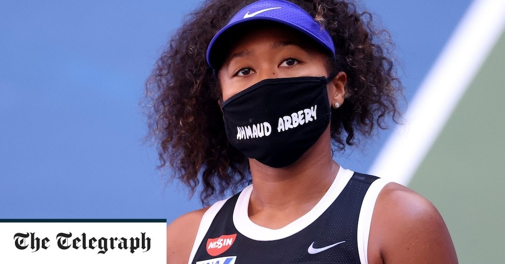 Naomi Osaka excels in action and activism