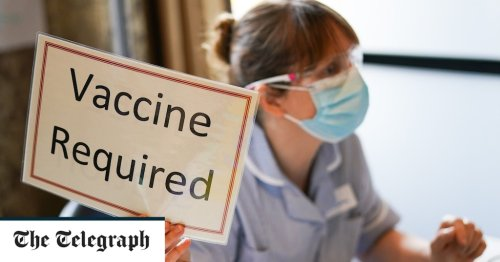 We can't afford to lose care workers who refuse the vaccine