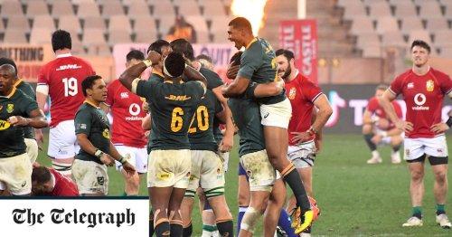 Morné Steyn breaks Lions hearts again with match-winning penalty as Springboks win series 2-1