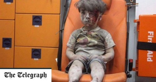 'I took the picture of little Omran in Aleppo'