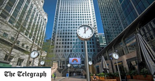 Canary Wharf faces crisis of confidence after Covid