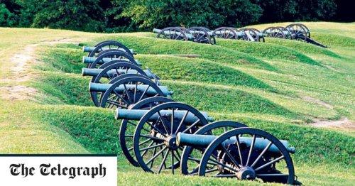 Paul Theroux: Deep South still feels American Civil War pain