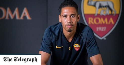 Chris Smalling 'robbed at Rome home in front of his wife and child'