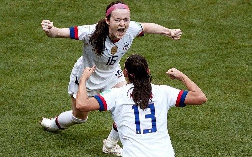 Ending period 'taboo' gave USA marginal gain at World Cup