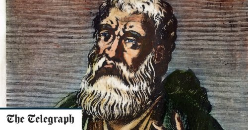 Sacred Mysteries: The man who called Socrates a Christian