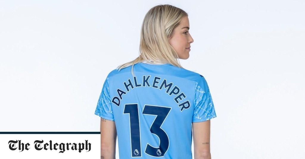 Man City Women sign World Cup winner Abby Dahlkemper